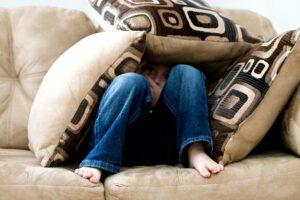 Jak radzić sobie z lękiem u dzieci