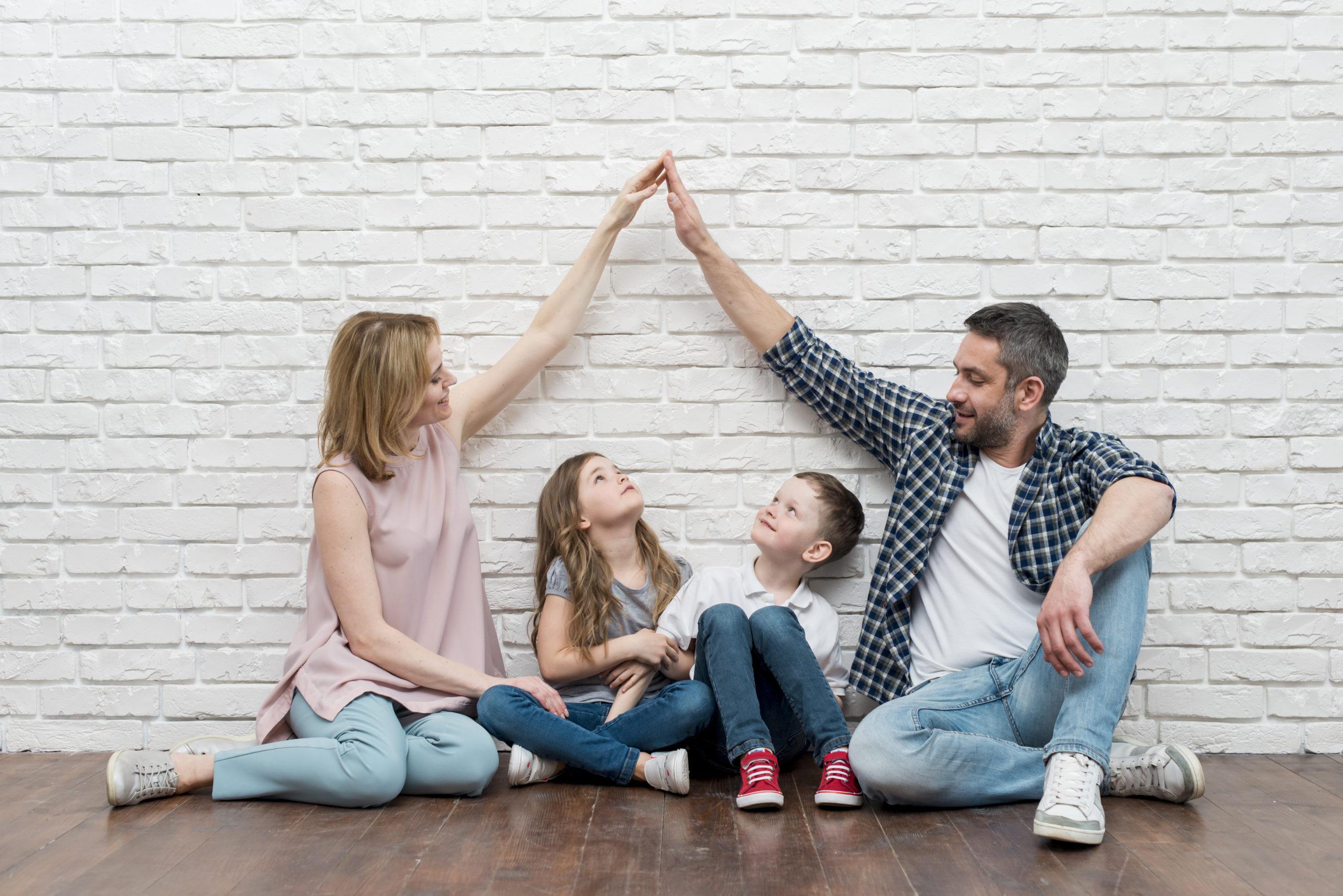 Rodzice i małe dzieci